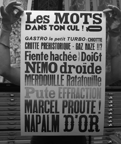 Affiche Moilkan affiche moilkan, le marché noir's portfolio